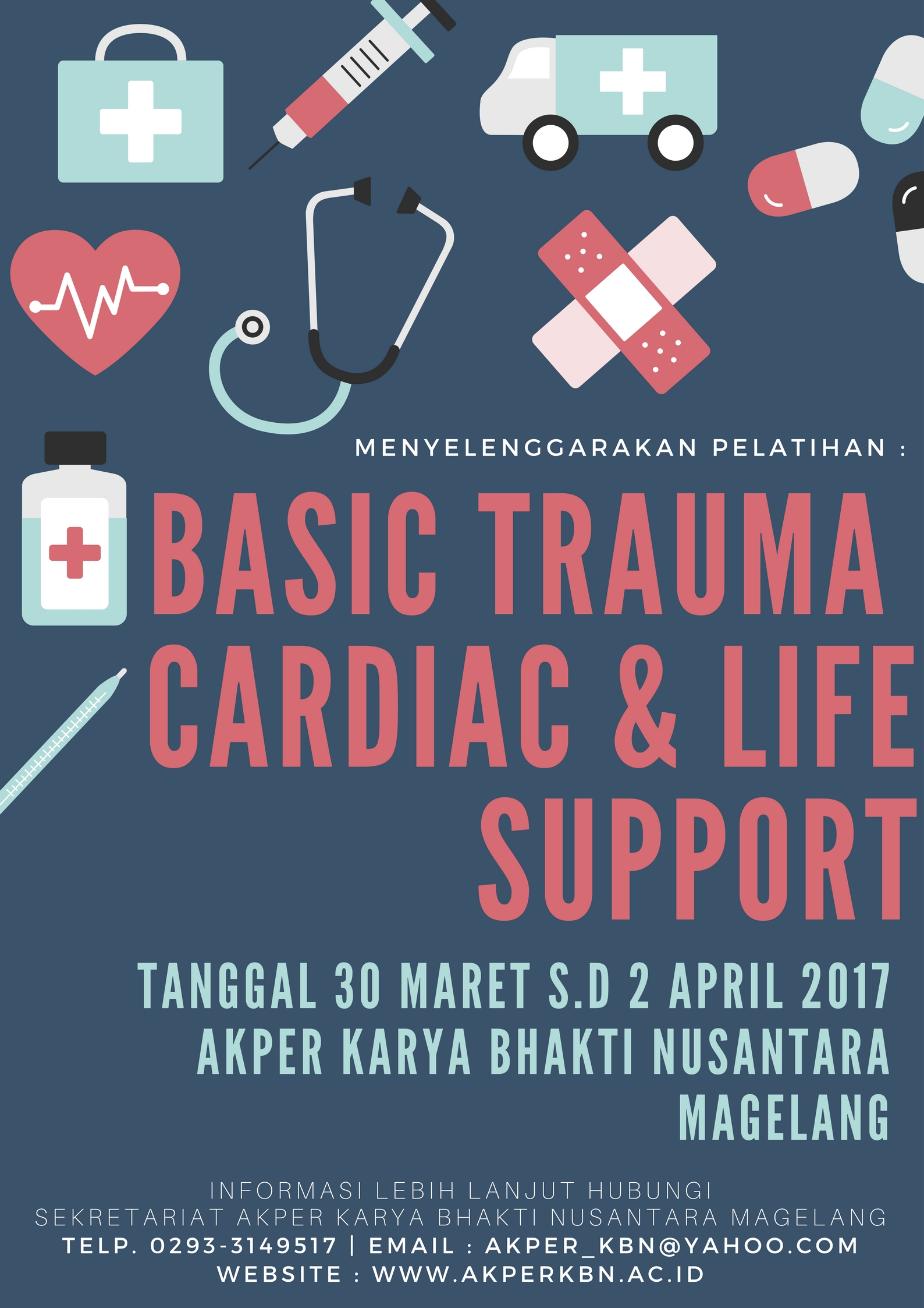 BASIC TRAUMA CARDIAC & LIFE SUPPORT(1)