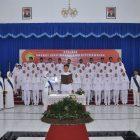 Upacara Angkat Janji Mahasiswa Angkatan ke XXII TA. 2015 – 2016
