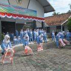 Peringatan HUT Kemerdekaan di Kampus Akper Karya Bhakti Nusantara Magelang