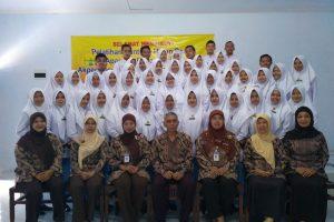 Pelatihan Pasient Safety Akper Karya Bhakti Nusantara Magelang