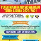 PENERIMAAN MAHASISWA BARU AKPER KARYA BHAKTI NUSANTARA MAGELANG TA. 2020/2021