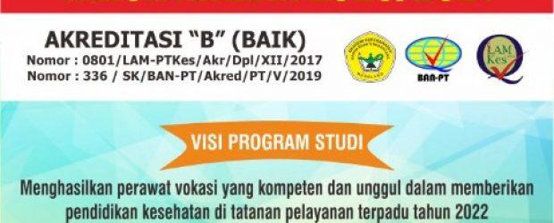 PENERIMAAN MAHASISWA BARU AKPER KARYA BHAKTI NUSANTARA MAGELANG TA. 2021/2022