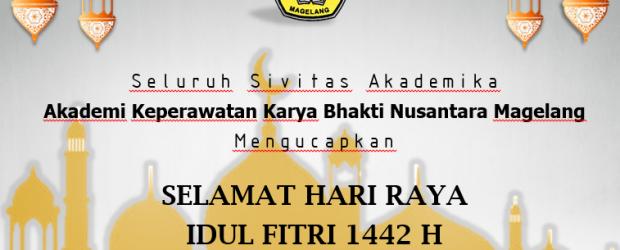 SELAMAT HARI RAYA IDUL FITRI 1442 H – AKPER KBN MAGELANG
